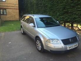 Vw passat 1.9 tdi highline 55 reg manuall