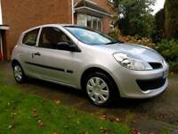2008 Renault Clio 1.2 16V Extreme 3dr - Great First Car!