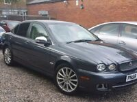 58 REG JAGUAR X TYPE 2.2 DIESEL SPORT - FULLY LOADED - PX WELCOME