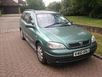 1999 Vauxhall Astra Estate 1.6 Manual Petrol Service History 6 Months MOT