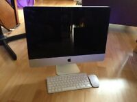 APPLE iMAC 21.5 - MID 2011, I5-2400S 2.5GHZ, upgraded 20GB RAM, 500GB HDD
