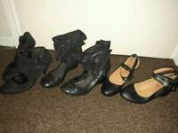 Ladies shoes all size 5
