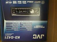 JVC KD-G421 Car Stereo