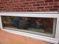 Double Glazed Patio Doors with triple vents (paid £950 when new)