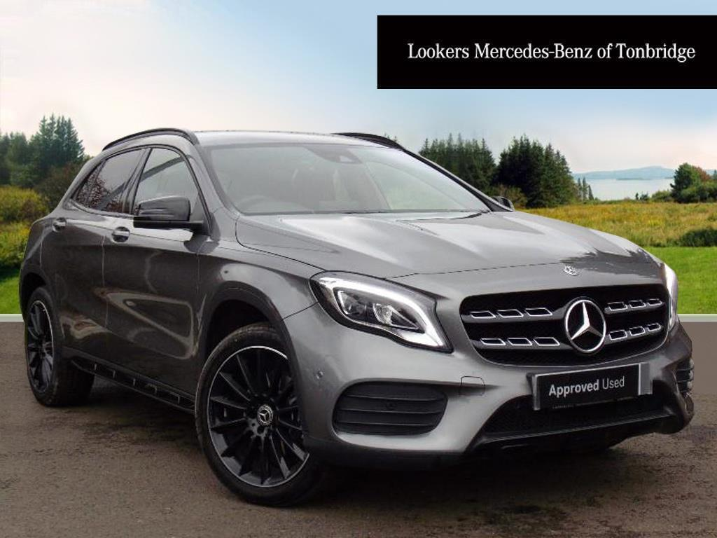 mercedes benz gla class gla 220 d 4matic amg line premium grey 2017 12 11 in tonbridge kent. Black Bedroom Furniture Sets. Home Design Ideas