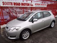 TOYOTA AURIS T3 VVT-i*1.6*ONLY 1*FORMER OWNER*SERVICE HISTORY*VERY LOW MILEAGE*IMMACULATE*ONLY*£2895