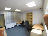 Office and or storage availability in Cowley