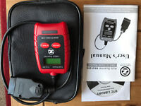 OBD 11 Card Reader for resetting fault codes