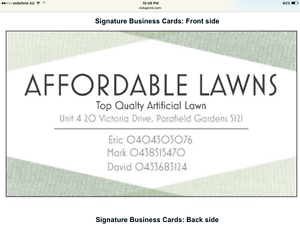 Affordable Lawn Wholesalers Parafield Gardens Salisbury Area Preview