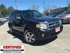 2008 Ford Escape XLT ** SUNROOF, CRUISE **