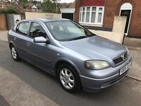 2005 VAUXHALL ASTRA 1.7 CDTI ONLY 73k MILES