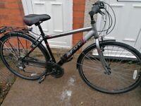 Belmont comfort series city trek hybrid bike in Excellent condition