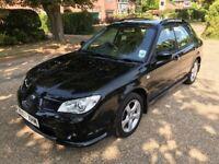 2007 Subaru Impreza 2.0 56,000 miles 1 Owner 12 Months MOT Full Service History Cambelt done