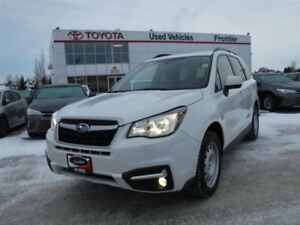 2017 Subaru Forester 2.5i Touring Heated Seats\Back Up Camera\Ey