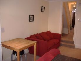 Friendly profess needed for lovely dble rm in social Cathays house 1st July. Rent includes c tax :)