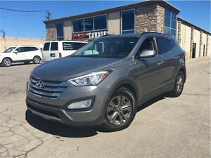 2013 Hyundai Santa Fe Sport LOW KMS!! HTD SEATS ALLOYS