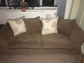 Large 3 seater sofa - used but in good condition.