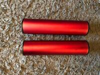 2 ganza metal shakers for sale
