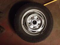 FORD TRANSIT WHEELS VERY GOOD CONDITION!