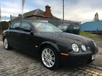 JAGUAR S-TYPE 2.7 SPORT DIESEL AUTO, 05 PLATE 2005...LUXURY PERFORMANCE GENTLEMANS CAR!!!
