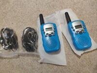 Brand new Walkie Talkies for Kids, Two Way Radio Walkie Talkies