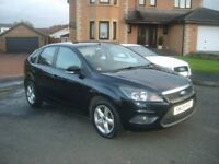NEW MODEL FOCUS 08 REG 1.8 ZETEC 58 K £ 2995