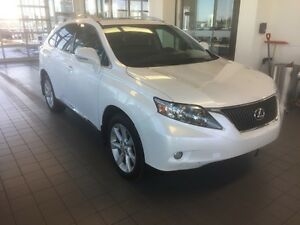 2011 RX 350 Touring Package