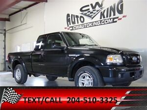 2007 Ford Ranger Sport / LOW KMS> / 2 Wheel Drive