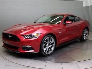 2015 Ford Mustang GT COUPÉ CUIR NAVI