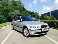 BMW 3 SERIES 2.0 318ti SE Compact 3dr - Full Service History- Excellant Condition