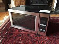 Microwave oven LG 700w