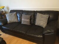 Large 3 seater sofa and single seater for sale