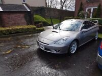 SWAP- Toyota Celica VVTL-I Thunder Grey Immaculate Condition- SWAPS