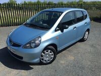2008 08 HONDA JAZZ 1.3 S 5 DOOR HATCHBACK - *ONLY 1 FORMER KEEPER* - MAY 2018 MOT - CLEAN EXAMPLE!