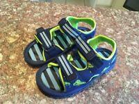 Boys summer sandals - size 9