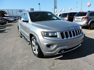 2014 Jeep Grand Cherokee OVERLAND,CRUISE ADAPTATIF,NAV,TOIT PANO West Island Greater Montréal image 3