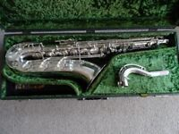 KEILWERTH TONEKING TENOR SAX, IMMACULATE CONDITION.