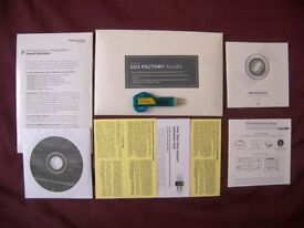 AVID , Digidesign Digi 003 and Digi 003R Factory Bundle Software for Pro Tools.