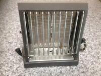 Vintage Swan Brand electric toaster (Bulpitt & sons)