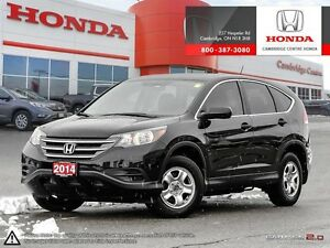 2014 Honda CR-V LX MULTI-ANGLE REAR VIEW CAMERA WITH GUIDELIN...