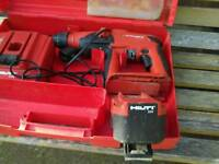 Hilti TE-2A 24V Hammer Drill in Good condition