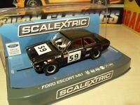 Brand New in Box. Scalextric Car - Ford Escort MK1.