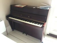 Berry & Sons piano - tuned and ready to go
