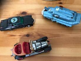 3 vintage dinky toys