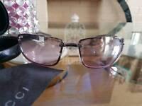 Genuine gucci shades