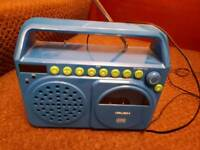 Bush kids CD RADIO