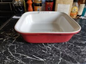 Pyrex oven dish