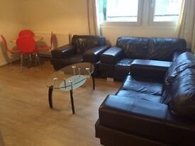 CITY CENTRE 2 BEDROOMS FULLY FURNISHED FLAT AT 2 FLOORS