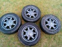 Mazda Mx-5 wheels