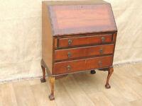 Vintage bureau / writing desk (Delivery)